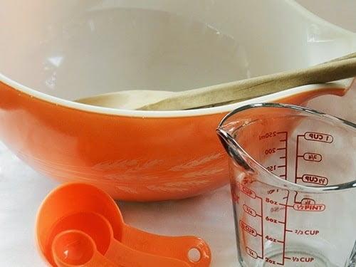 Alat-alat ukur dapur