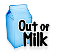 Out of Milk App Logo